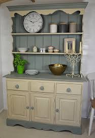 Where To Buy Shabby Chic Furniture by Shabby Chic 3 Door Welsh Dresser Artwork As Duck Egg Blue And Old