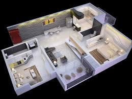modern bungalow house designs and floor plans with garage modern