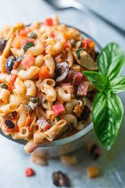 artichoke asiago pasta salad the kitchen