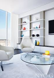 Minimalist Home Tour Shop The Look Of A Minimalist High Rise In One57 New York