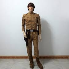 Luke Skywalker Halloween Costume Cheap Luke Skywalker Cosplay Custom Aliexpress
