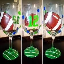 paint your wine glass rott n grapes