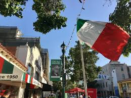 Flag Plaza Pittsburgh We The Italians Marco Limandri Chief Executive Administrator Of