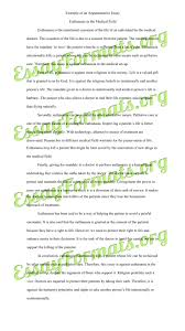Example Of Thesis Statement For Argumentative Essay Writing Argumentative Essay