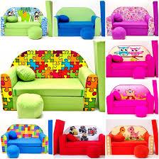 canape lit pour enfant neuf pour enfants sofa lit meuble velours housse gratuit repose