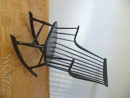designer schaukelstuhl designer rocking chair schaukelstuhl stuhl lena larsson nesto