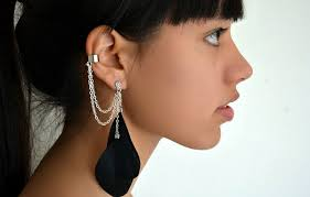 what is ear cuff ear cuffs as one of the jewelry trend 2013 2014