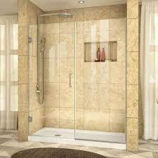 22 Inch Shower Door Frameless Sliding Shower Doors Home Depot Pivot Miami Barn Door