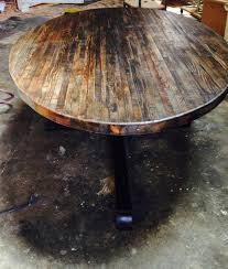 island round butcher block kitchen table dining tables butcher