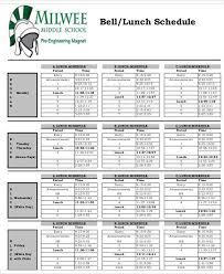 8 lunch schedule templates sample examples free u0026 premium
