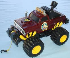monster trucks toys lanard toys 1984 king kong 4x4x6 battery operated turbo diesel 600