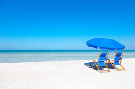 Beach Umbrella And Chairs Beach Pictures Images And Stock Photos Istock