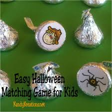 kid games for halloween easy halloween memory matching game for kids everyday parties