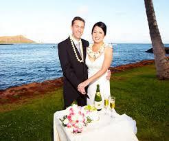 hawaii wedding cakes