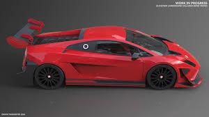 Lamborghini Gallardo Super Trofeo - danny bannister wip lamborghini gallardo super trofeo updated