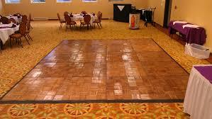 Outdoor Laminate Flooring Dance Floors For Indoor Outdoor And Even The Beach
