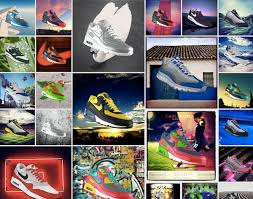 Decorate Shoes Nike Lets You Decorate Shoes Based On The Colors Of Your Instagram