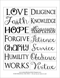 paint stick ornament templates christlike attributes and names of