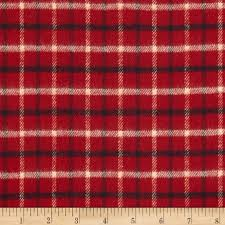 primo country squire flannel small plaid from fabricdotcom