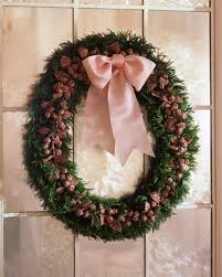31 days of wreaths martha stewart