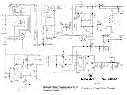 Household Electrical Circuit Diagrams Audio Amplifier Schematic Diagram Wiring Diagram Components