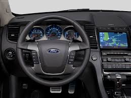 Ford Taurus Interior Ford Taurus Sho 2010 Picture 21 Of 36