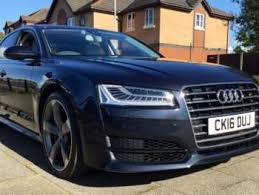 audi harlow used audi a8 cars for sale in harlow essex motors co uk