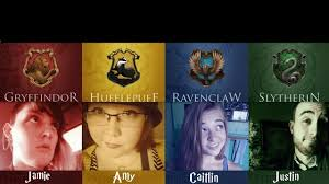 Harry Potter House Meme - hogwarts houses tumblr