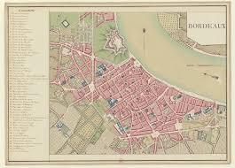 Map Of Bordeaux France by File Plans Des Ports De France 1777 Bordeaux Jpg Wikimedia