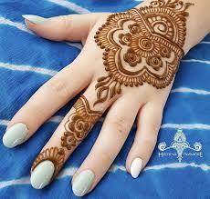 Henna Paradise Mehndi Design