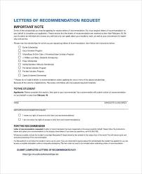 letters of recommendation sample personal letter of