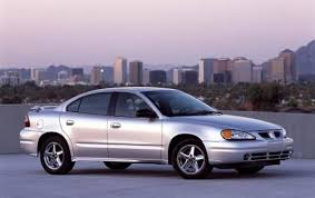 2004 pontiac grand am information and photos zombiedrive