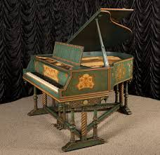 marshall u0026 wendell spanish style baby grand piano the antique