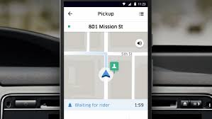 a new navigation experience for drivers uber newsroom
