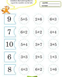 kid math worksheets worksheet mogenk paper works