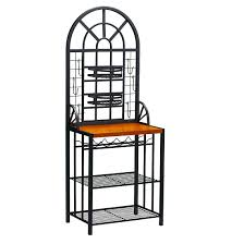Sei Bakers Rack 10 Cool Kitchen Racks U0026 Shelves To Buy Online Home Decor Ways