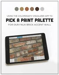 how to pick paint colors using the colorsnap app to pick paint colors gray house studio