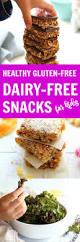 healthy gluten free u0026 dairy free snacks your kids will love