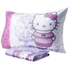 13 kitty sheets pillows case images
