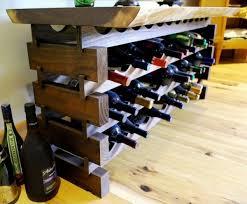 Free Wood Wine Rack Plans by Making Wine Racks Plans Diy Free Download Basic Wooden Gate