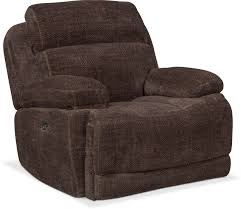 Loveseats That Rock And Recline Monte Carlo Dual Power Reclining Sofa Reclining Loveseat And