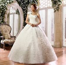 wedding dress brand 2017 brand new wedding dresses with flowers one shoulder bridal