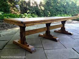 Rustic Outdoor Bench Plans Island Ana White Kitchen Table Ana White Husky Farmhouse Table