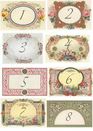table number time finally chosen hannikay u0027s pink wedding by
