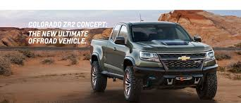 corvette colorado colorado zr2 concept symbol of road chevrolet trucks