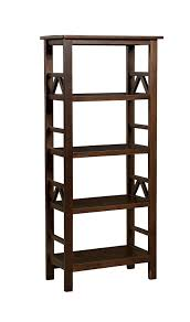 Linon Home Decor Products Amazon Com Linon Home Decor Titian Bookcase Kitchen U0026 Dining