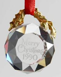 swarovski swarovski annual ornaments at replacements ltd