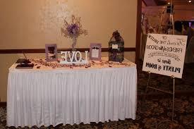 wedding gift registration wedding registration table wedding gift registration table