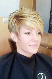 asymmetrical haircuts for women over 40 with fine har pixie cut for more style inspiration visit 40plusstyle com
