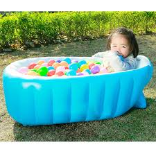 online get cheap toddler inflatable bathtub aliexpress com